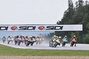 【Moto3チェコ】決勝:ミルが優勝でランク首位を維持。鈴木8位入賞