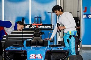 GP3 : Jenzer Motorsport à la recherche d'une place parmi les grands