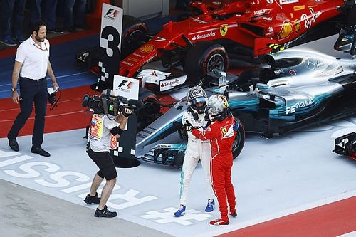 Ferrari: è stato un Gran Premio che è durato solo ottocento metri