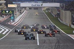 China and Bahrain swap dates on 2018 F1 calendar
