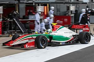 Formula V8 3.5 Reporte de calificación Alfonso Celis logra la pole de la 3.5 en Spa