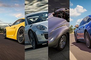 Симрейсинг Самое интересное Дайджест симрейсинга: Porsche в GT Sport и Forza Horizon 3