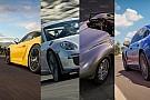 Дайджест симрейсинга: Porsche в GT Sport и Forza Horizon 3