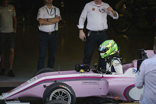 Ralf Schumacher, ilk zaferinden ötürü oğluyla gurur duyuyor