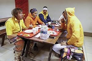 El Dakar 2018 desde la cocina: viaje hacia el asado