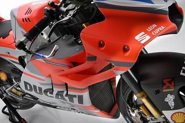 MotoGP Top List GALERI: Peluncuran Ducati Desmosedici GP18