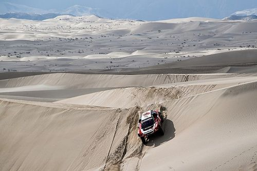 С 2021 года маршрут «Дакара» могут расширить на Египет и Иорданию