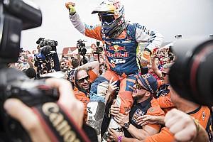 Dakar Noticias VIDEO: La etapa 14 del Dakar para autos y motos