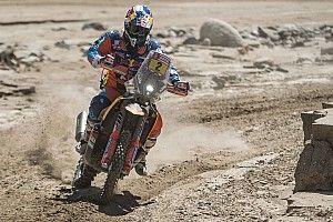 Dakar elimina parte do 13º estágio para motos e quadriciclos
