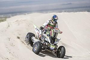 Dakar, Quad, Tappa 13: Gonzalez al top, Casale vicino alla meta