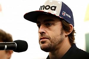 IMSA Réactions Alonso :