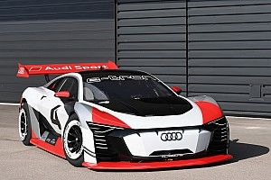 Audi Gran Turismo concept car to serve as Formula E taxi