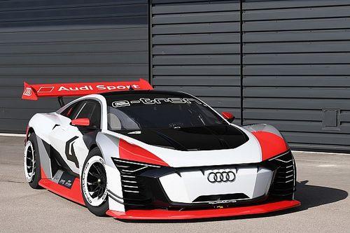 Audi Gran Turismo concept car wordt Formule E-taxi
