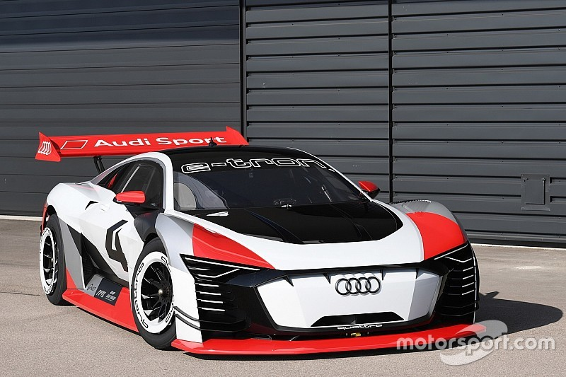 Audi Gran Turismo Concept Car To Serve As Formula E Taxi - Audi concept