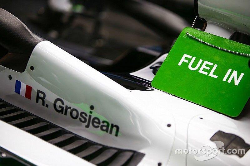 La FIA renforce strictement les contrôles de masse de carburant
