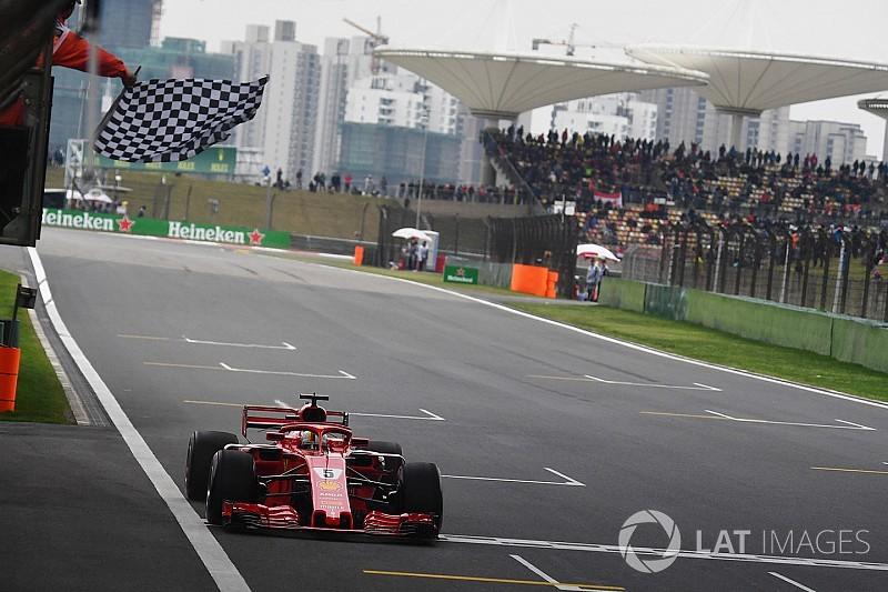Qualifs - Vettel souffle la pole à Räikkönen!