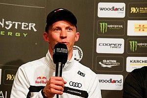 Ekstrom to make World RX return at Spa