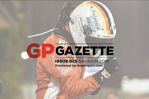 Issue #25 of GP Gazette is now online