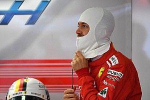"""Vettel, tras un viernes complicado: """"Aún no estoy donde quiero estar"""""""