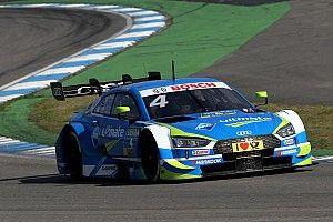 Frijns maakt indruk op Audi tijdens officieel DTM-debuut