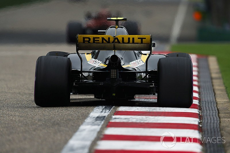 Renault espera mejorar su motor en medio segundo por vuelta