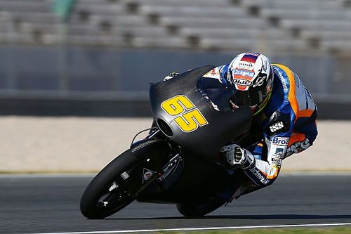 GALERÍA: Tests de Moto3 en Valencia