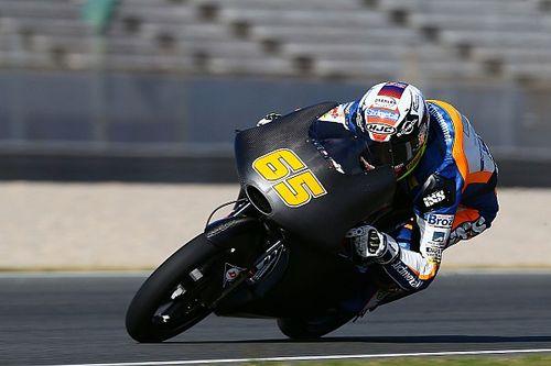 Moto3-Test in Jerez: Öttl im Spitzenfeld dabei
