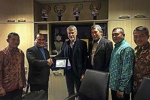 Delegasi Indonesia kunjungi kantor promotor MXGP