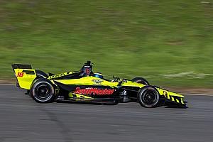 IndyCar Топ список Галерея: перші тести нових аеропакетів IndyCar — 2018