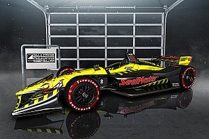 Nouvelle livrée pour Sébastien Bourdais en 2018
