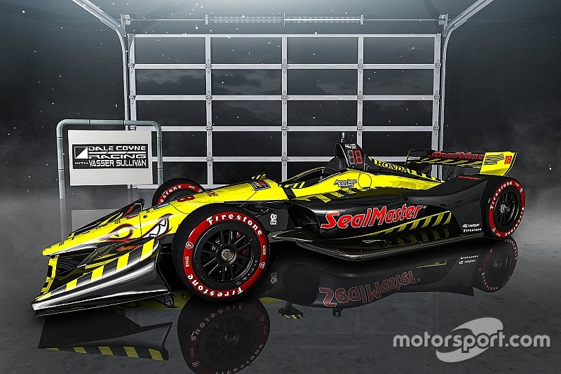 Vasser returns to IndyCar with Coyne partnership