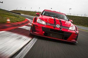 Jarett Andretti sulla Golf di David Tilton Racing & Copeland Motorsports