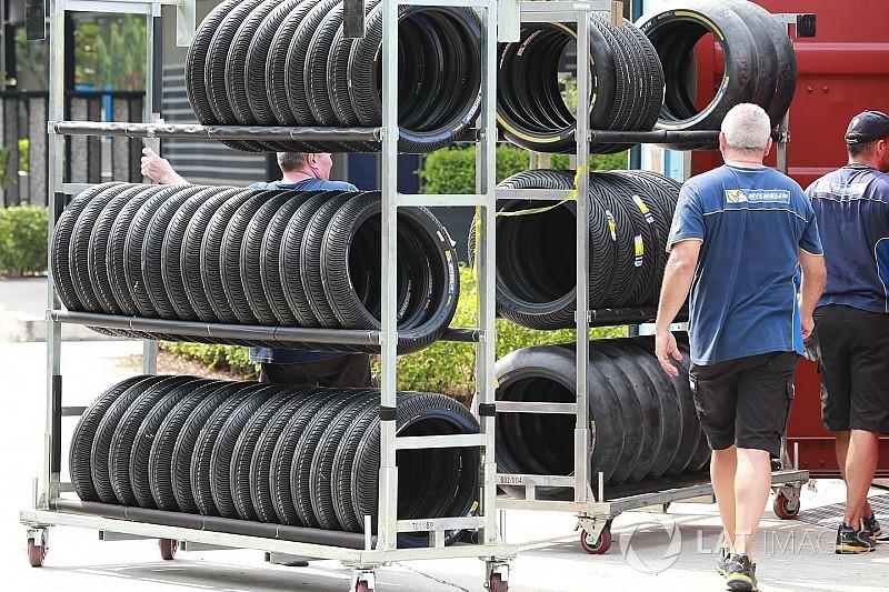 Un pneu supplémentaire pour les pilotes participant à la Q1 et à la Q2
