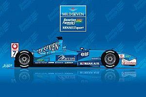 C'était un 6 février : l'ultime Benetton de l'Histoire dévoilée