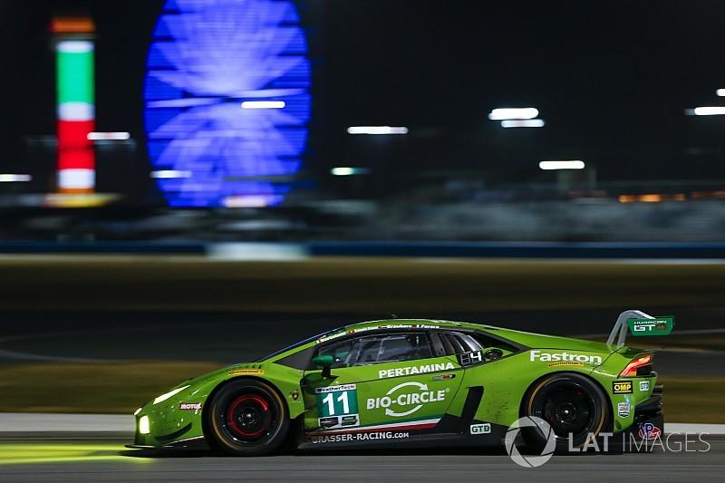"""Bortolotti: """"Eerste 24 uurs-overwinning voor Lamborghini heel erg speciaal"""""""