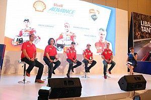 "Shell kampanye ""Libas Tantanganmu"" bersama Ducati"