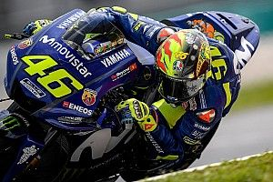Rossi admits Yamaha worried after subpar test day