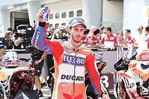 """Dovizioso """"so angry"""" about Phillip Island after Sepang win"""