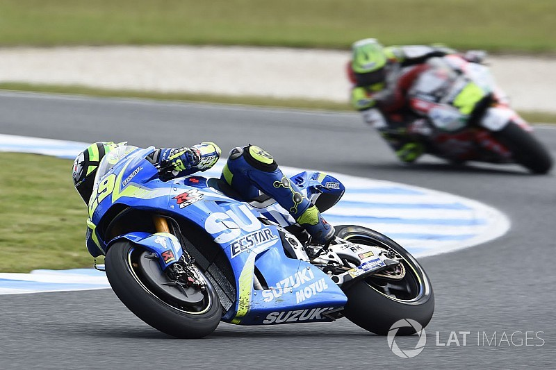 "Iannone: Phillip Island shows doubters ""how strong I am"""