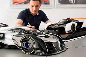 Amalgam Collection выпустит модель McLaren Ultimate Vision Gran Turismo