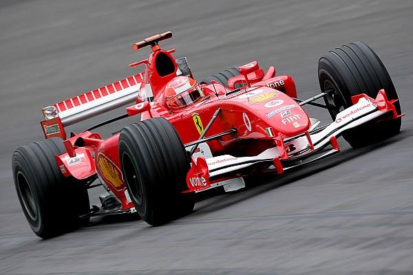 Le mitiche Ferrari di F.1: F2005, un flop per il divieto di cambio gomme?