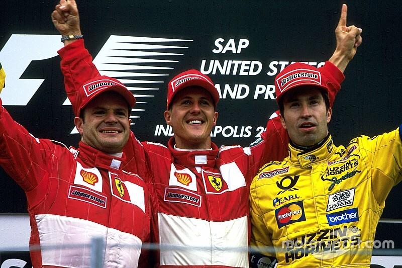 Все победители и призеры Гран При СШАс 2000 года