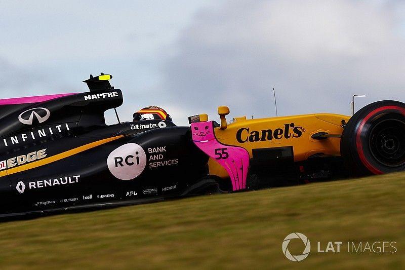 """Renault : Viser le podium en 2018 n'est """"pas raisonnable"""""""