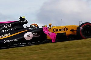 """Sainz meteen snel bij Renault-debuut: """"Interessante dag"""""""