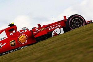 フェラーリ、アメリカGP初日の夜にベッテルのシャシーを一新すると決断