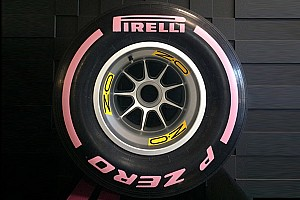 Az Amerikai Nagydíjon debütál a pink F1-es gumi