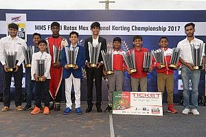 Rajiv, Aradhya, Ravindra crowned National Karting champions