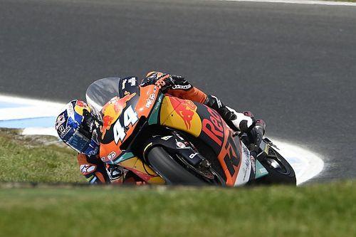 Oliveira-KTM, prima vittoria in Australia. Morbidelli a +29 su Luthi