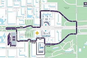 الكشف عن تصميم حلبة روما للفورمولا إي
