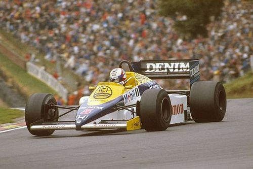 1985 - La première victoire de Nigel Mansell en F1